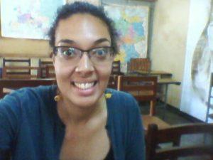 Class room selfie!