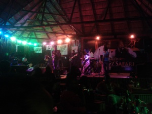 Jazzville is a new chill night spot in Bugolobi with live music. It was a lot of fun.
